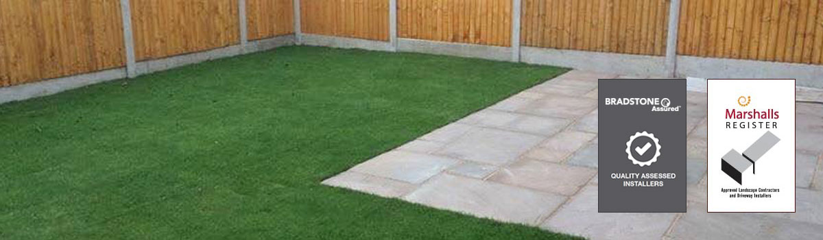 Lawns & Patios