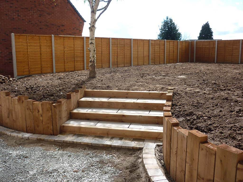 Timber Fencing & Decking Kidderminster, Worcestershire